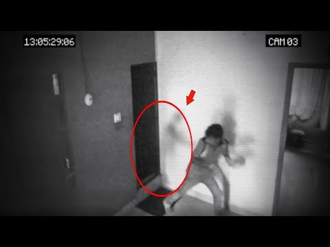 5 Scariest Things Caught On CCTV Camera…