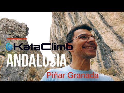 KataClimb Andalusia - Arrampicata Piñar Granada Spagna