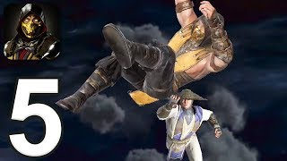 200MB) DOWNLOAD MORTAL KOMBAT Best Android Fighting Game