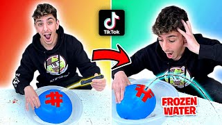 EASY TikTok Life Hacks To Do When You're BORED! **they actually work**