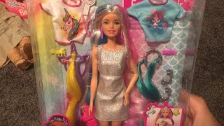 Barbie Fantasy Hair Doll 2020 Review