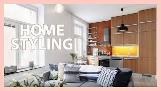 INREDNING, Homestyling, Andrea Brodin