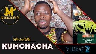 Kumchacha reveals spiritual secrets about Ghana celebrities. Lol