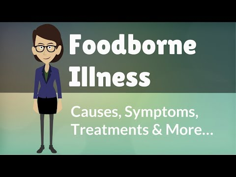 Video Foodborne Illness -  Causes, Symptoms, Treatments & More…