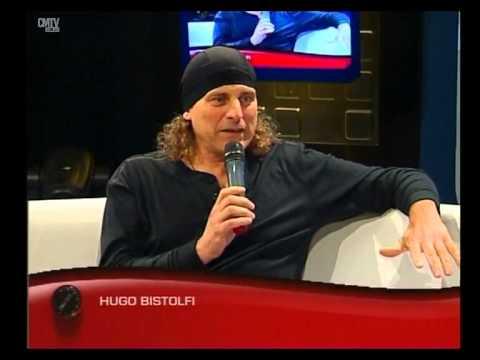 Hugo Bistolfi video Entrevista CM Rock - Agosto 2015