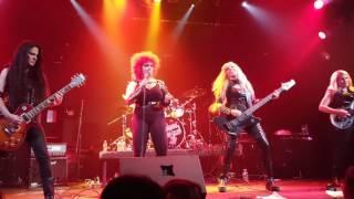 """Judas Priestess tribute band """"Running Wild"""""""