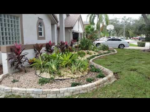 On a Budget Front Yard Landscaping Design Ideas