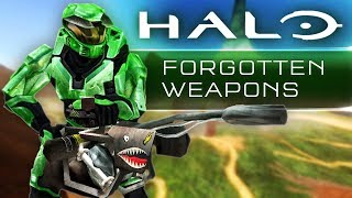 Top 5 Forgotten Weapons in Halo