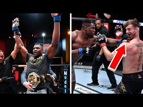What ACTUALLY HAPPENED at UFC 260? (Stipe Miocic Vs Francis Ngannou 2) Full Fight + Highlights Recap
