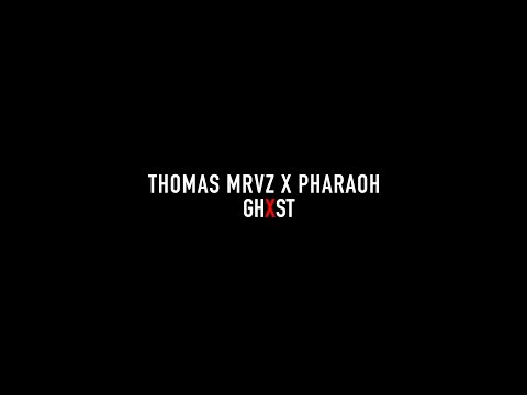 Thomas Mraz x Pharaoh - Ghost (Lyrics Video)