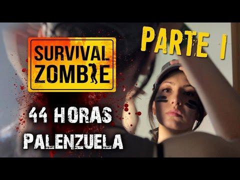 Survival Zombie #15 44h Palenzuela - LOS TÚNELES DE LA MUERTE - Primera parte