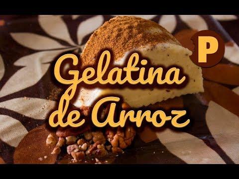 Vídeo Gelatina de Arroz