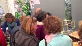 preview picture of video 'Le marché d'ECOLO THEUX...'