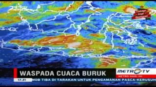 Sejumlah Daerah Di Pulau Jawa Rawan Bencana Alam