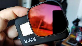 FPV GoPro Hero 8 ND test
