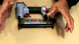 How to Use a Pin Nailer:  Beginner Tutorial