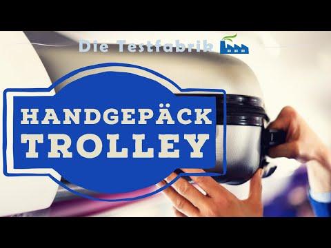 🛄 Handgepäck Koffer Test (2019) – 🏆 Die besten Handgepäck Trolley