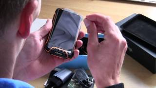 Out of the Box: Outdoor Smartphone IceFox Razor - Teil 1