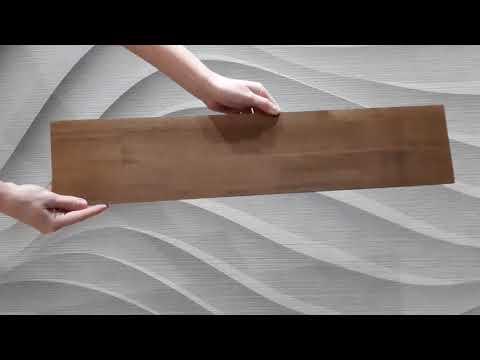 Distressed Wood Peel & Stick Wall Panels - Java 1sqm