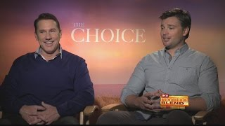 The Choice | Hollywood Happenings w/ Jim Ferguson (02.02.16)