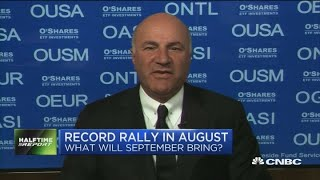 O'Leary says tech will continue to lead into end of the year