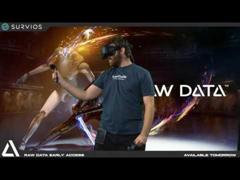 RAW DATA : Early Access Launch Stream thumbnail