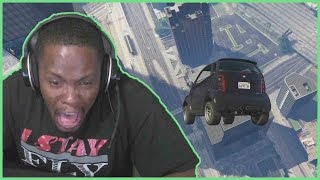 DIDN'T STAND A CHANCE!! - GTA 5 Online PS4   Twitch Subscriber Lobby Part 56