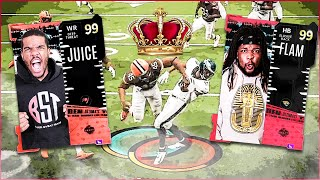 Can Juice Take Down The King Of Draft! (Madden Beef Ep.96)