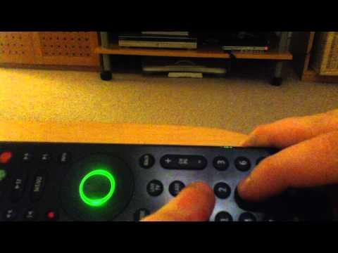 XBox 360 Universal Media Remote mit Fernseher verbinden - so geht's