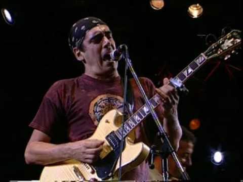 La Mississippi video Un trago para ver mejor - San Pedro Rock II / Argentina 2004