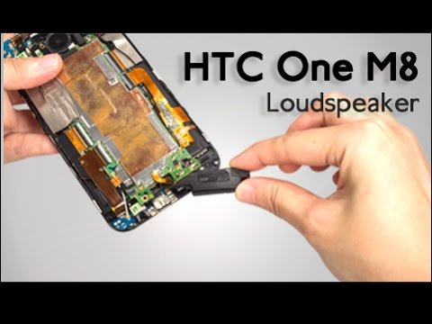 Speaker for HTC One M8 Repair Guide