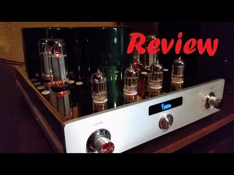 Yaqin MC-10T integrated tube stereo amp review – How to achieve good sound with cheap gear series