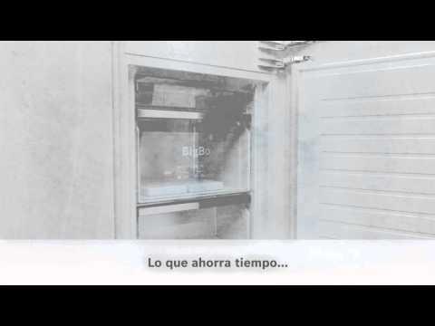 Congeladores NoFrost de Bosch. Nunca más tendrás que descongelar.