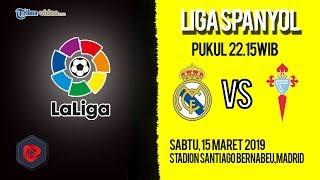 Live Streaming dan Jadwal Laga Real Madrid Vs Celta Vigo di HP via MAXStream beIN Sports
