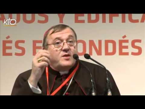 """Catéchèse sur le thème : """"Affermis dans la foi"""" - Mgr Yves le Saux"""