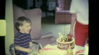1972 Chad Birthday party at Collett