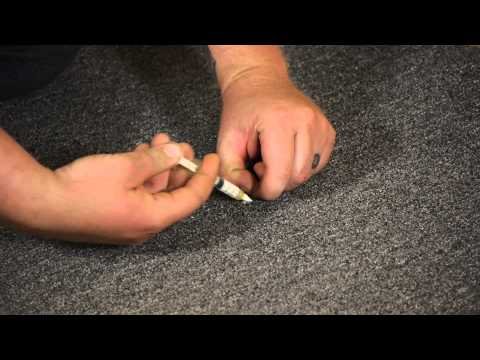 How to Repair a Bubble In Carpet That Is Glued Down : Carpeting Tips