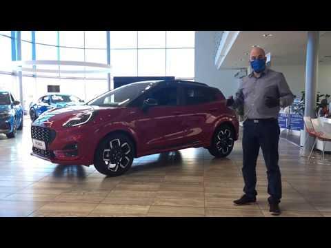 Summit Motors Bratislava- Živé predstavenie Ford Puma