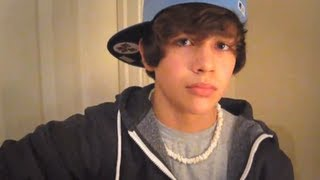 """I'll Be"" Edwin McCain cover - 14 year old Austin Mahone"