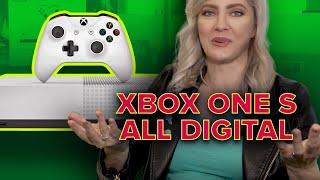 Xbox One S goes All-Digital