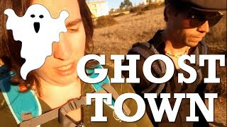 STEALING ORANGES IN A GHOST TOWN!!
