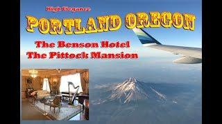 High Elegance In Portland Oregon - Great Oregon Steam Up Part 1