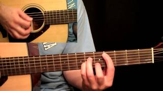 Train - Hey Soul Sister Really Easy Guitar Lesson Beginner Acoustic Guitar No Capo