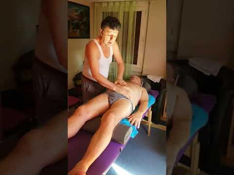 Na YouTube masažo prostate