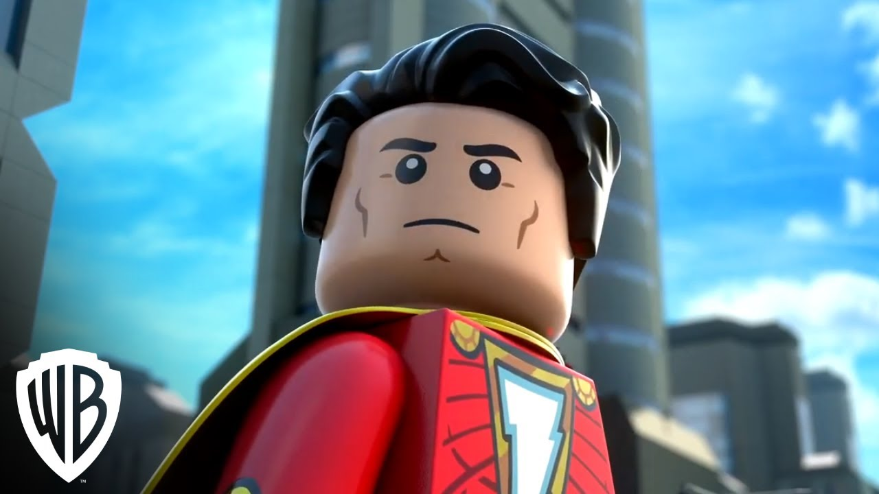 LEGO DC: Shazam! Magic and Monsters | Trailer | Warner Bros. Entertainment