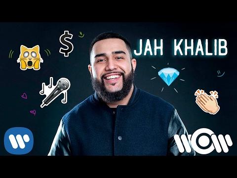 Jah Khalib - Если чё, я Баха (Official Lyric Video)