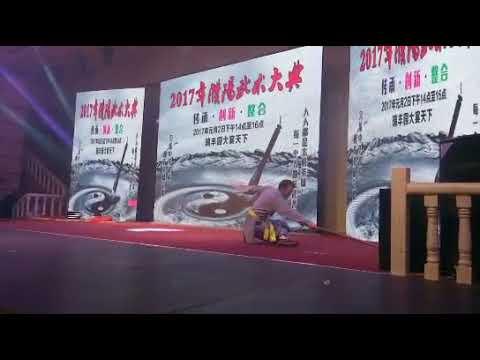 My Performance in International Wushu Day Celebration 2017