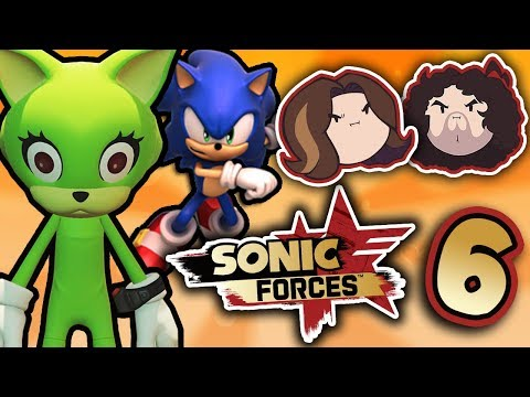 Sonic Forces: Snakes Eat Everything - PART 6 - Game Grumps