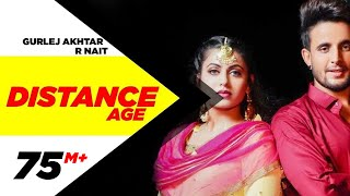 R Nait | Distance Age (Official Video) | Ft Gurlej Akhtar | Latest Punjabi Song 2020 | Speed Records - Download this Video in MP3, M4A, WEBM, MP4, 3GP