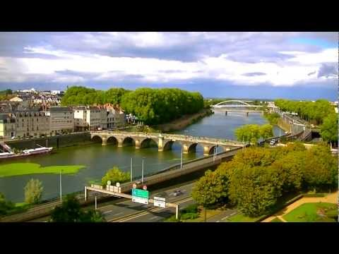 A DAY IN ANGERS - ANGERS TIMELAPSE